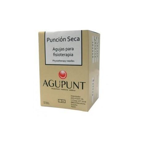 Aguja Puncion seca 0,30x50 con guia (100 unid)