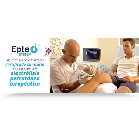 Electrólisis Percutánea Terapéutica EPTE® nuevo modelo